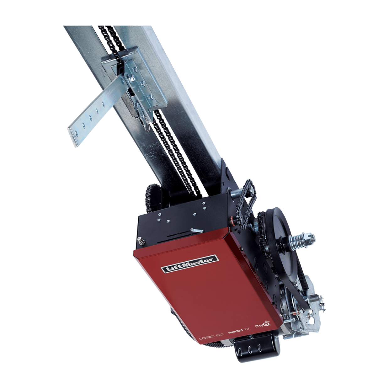 HCT Heavy-Duty High-Cycle Trolley Commercial Door Operator