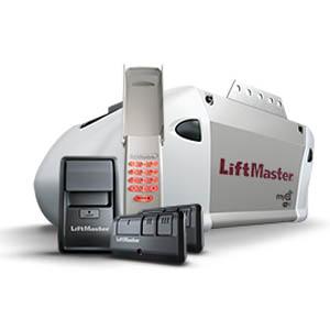 8365 LiftMaster 8365-267 1/2 HP AC Chain Drive Garage Door Opener
